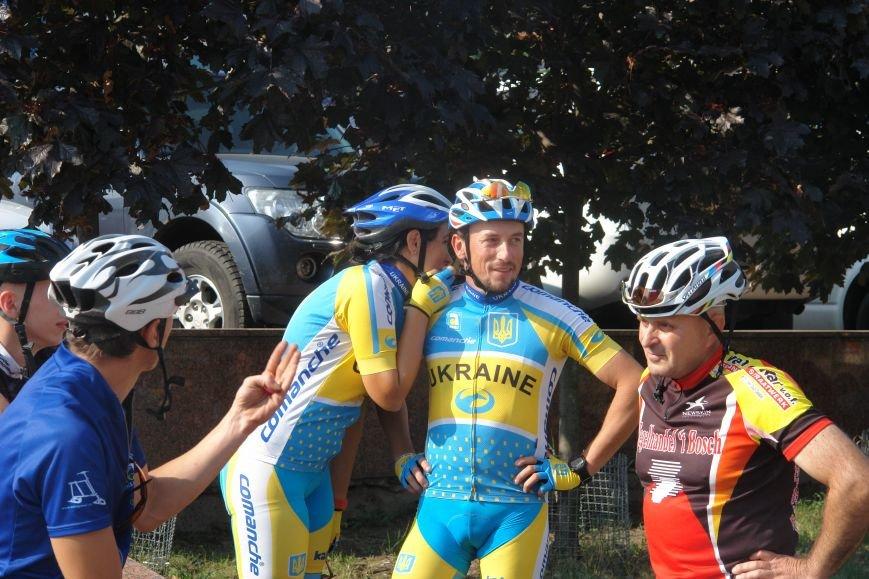 В Івано-Франківську стартував велопробіг, який фінішує у Коломиї (ФОТО), фото-1