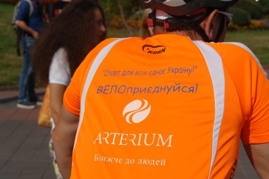 В Івано-Франківську стартував велопробіг, який фінішує у Коломиї (ФОТО), фото-3