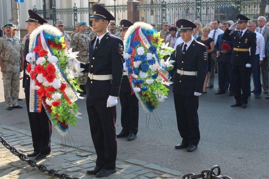 Сегодня в Симферополе почтили память воинов Крымской войны (ФОТО), фото-7