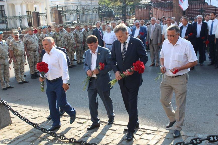 Сегодня в Симферополе почтили память воинов Крымской войны (ФОТО), фото-8