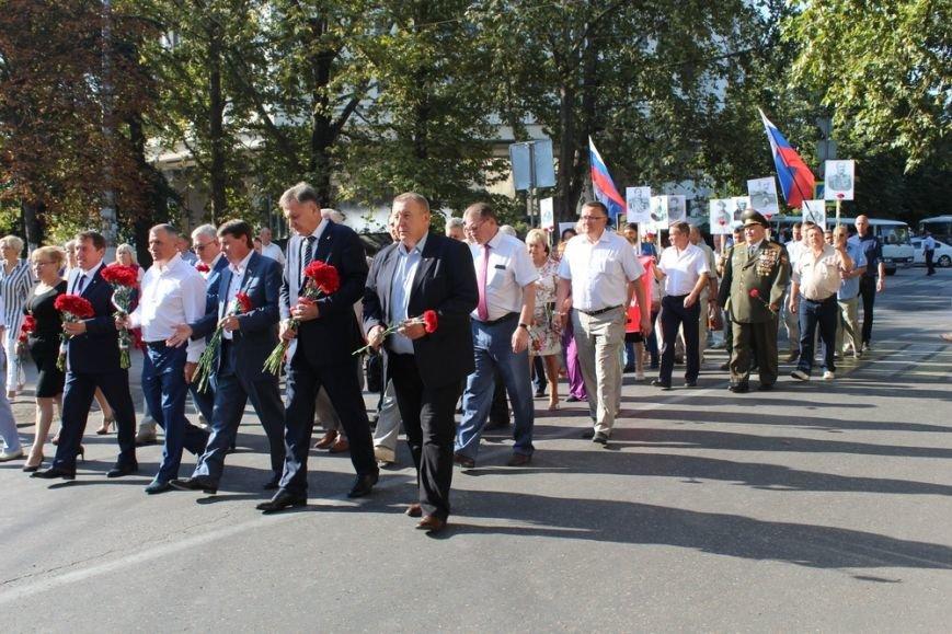 Сегодня в Симферополе почтили память воинов Крымской войны (ФОТО), фото-4