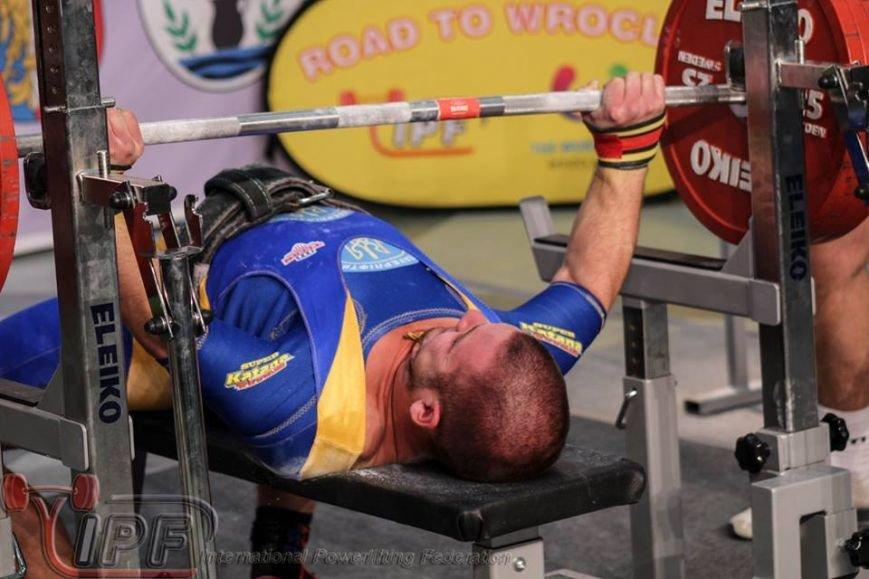 Краматорский спортсмен успешно выступил на Чемпионате мира, фото-1