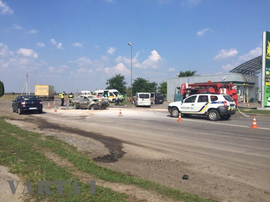 У Великих Мостах на Львівщині зіткнулися 2 автомобілі: є постраждалі (ФОТО), фото-2