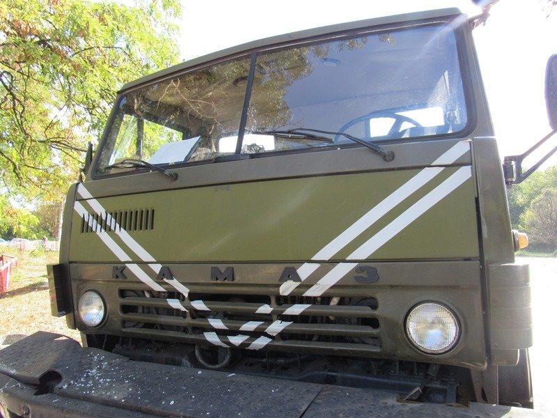 В Краматорске произошло ДТП с участием военной техники (ФОТО), фото-1