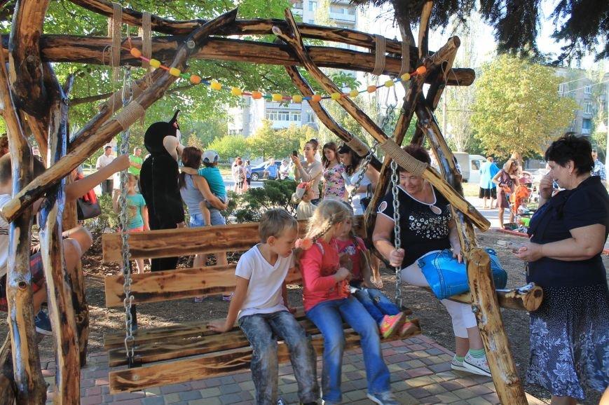 В Бахмуте появилась новая зона отдыха «Дарунок», фото-12