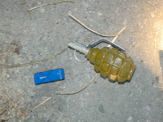 """Под Кременчугом женщина обезвредила донецкого """"пацанчика"""" с ножом и гранатой (ФОТО), фото-2"""