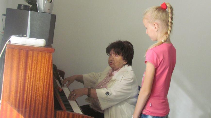 Мариупольские дети смогут бесплатно заниматься на фортепиано (ФОТО+ВИДЕО), фото-5