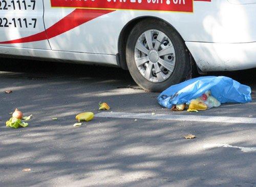 В центре Краматорска автомобиль сбил мужчину, фото-1