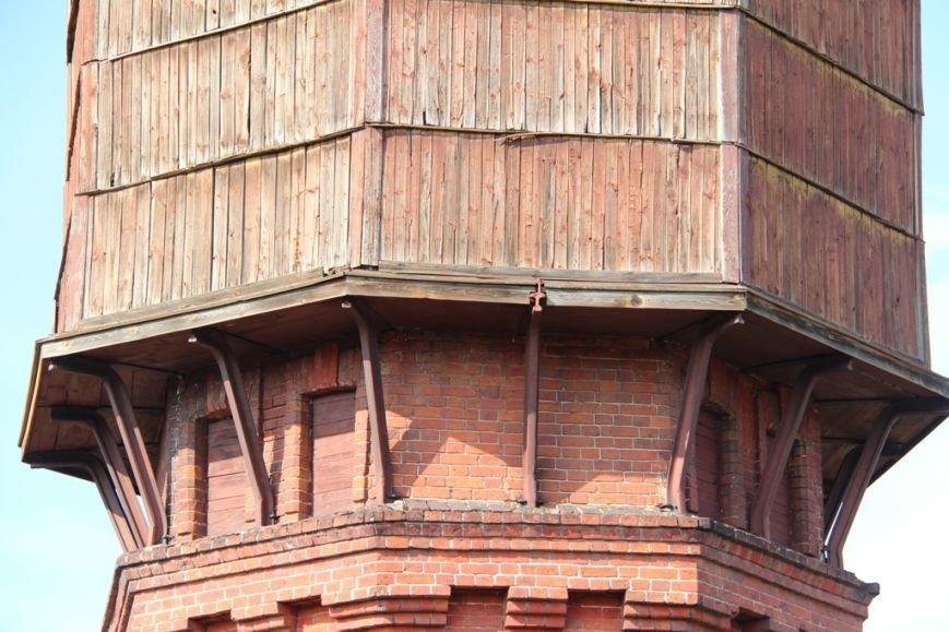 В Ульяновской области стоит уникальная водонапорная башня. ФОТО, фото-4