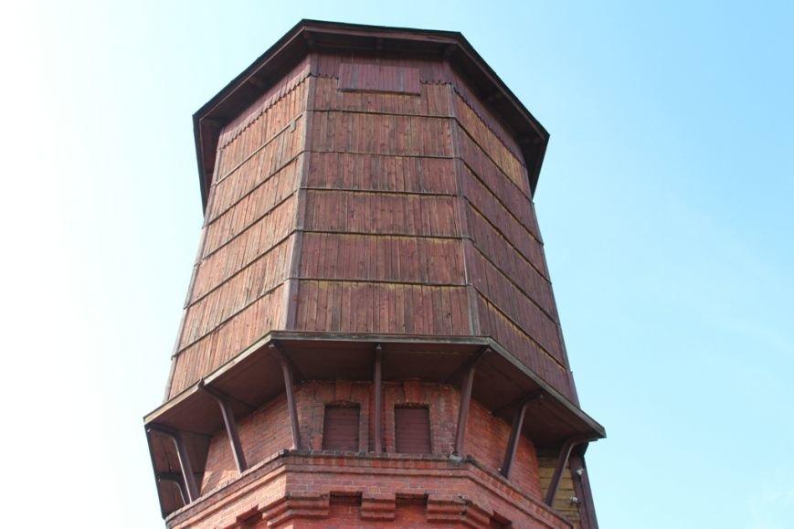В Ульяновской области стоит уникальная водонапорная башня. ФОТО, фото-1