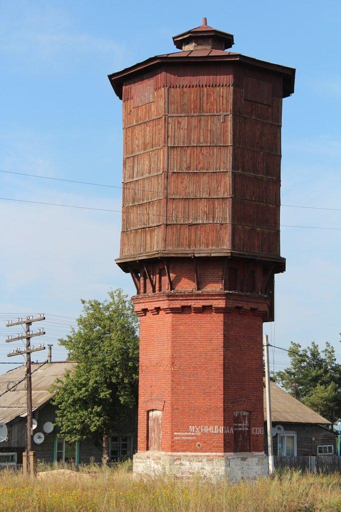 В Ульяновской области стоит уникальная водонапорная башня. ФОТО, фото-5