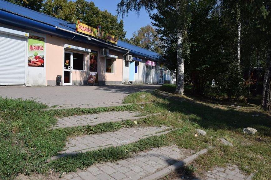 На вул. Мазепи встановлять спеціальні торгові прилавки (ФОТО), фото-4