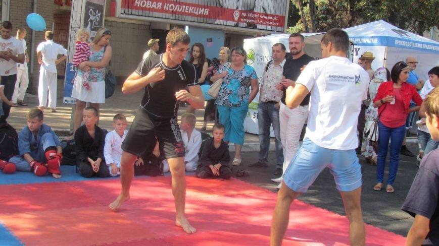 Мариупольские спортсмены демонстрировали свои таланты (ФОТОРЕПОРТАЖ), фото-1