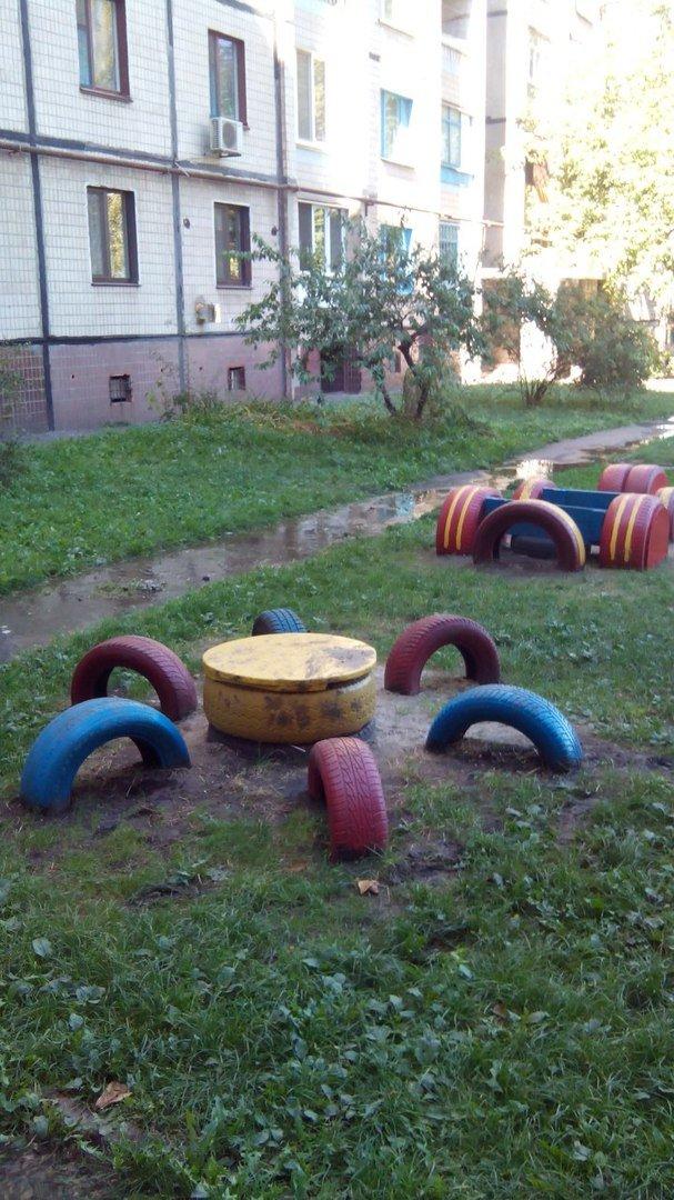 В Кривом Роге 2 недели питьевой водой поливается бурьян во дворе (ФОТО), фото-8