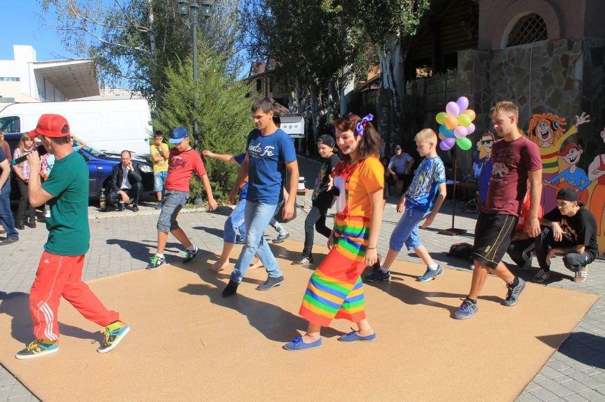 Бахмутчане ярко начали празднование 445-летия любимого города (ФОТОРЕПОРТАЖ), фото-3