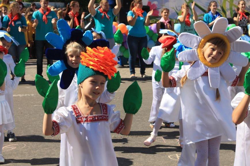 Бахмутчане ярко начали празднование 445-летия любимого города (ФОТОРЕПОРТАЖ), фото-17