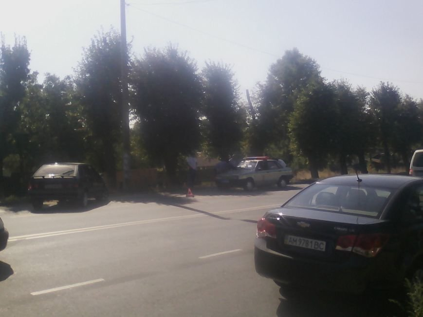 У Новограді-Волинському трапилася дорожньо-транспортна пригода (ФОТО), фото-2