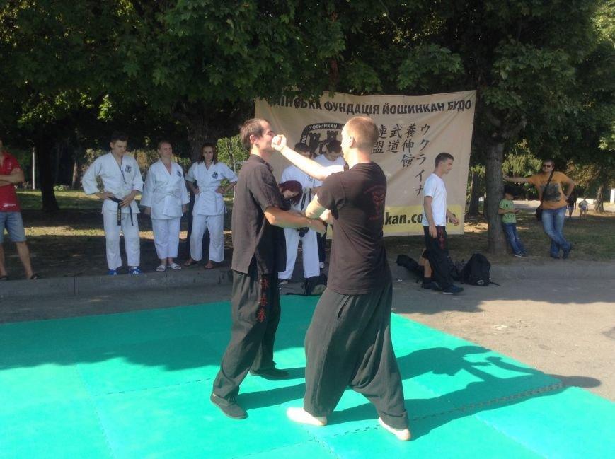Сьогодні у Львові навчали східного єдиноборства він чунь (ФОТО), фото-2