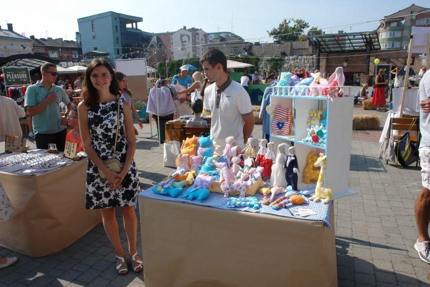 DreamSpace - ярмарок одягу та хендмейду в Івано-Франківську (ФОТО), фото-2