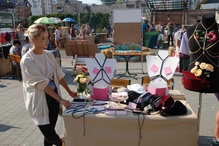 DreamSpace - ярмарок одягу та хендмейду в Івано-Франківську (ФОТО), фото-8