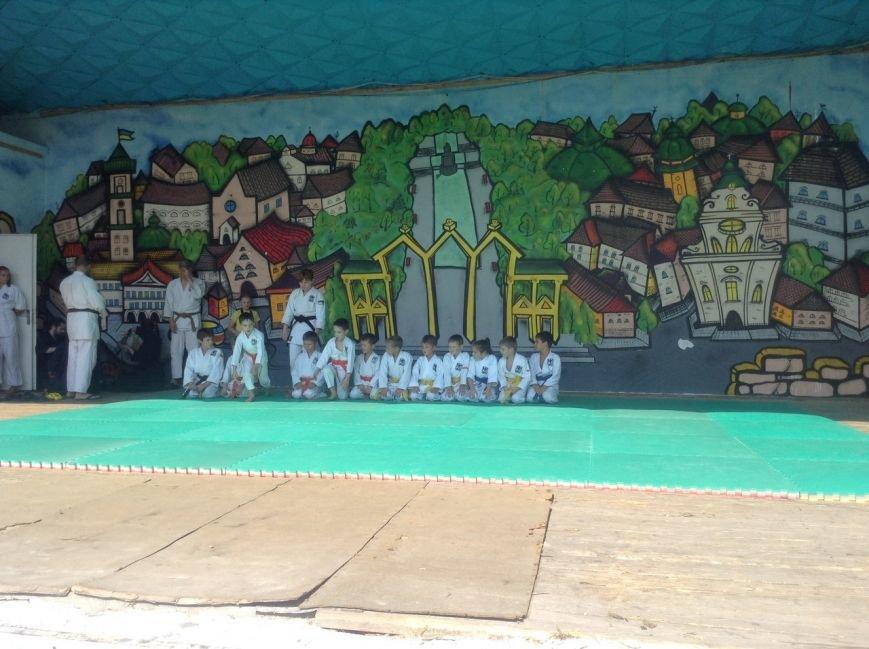 Сьогодні маленькі львів'яни показали знання із східного єдиноборства (ФОТО+ВІДЕО), фото-5