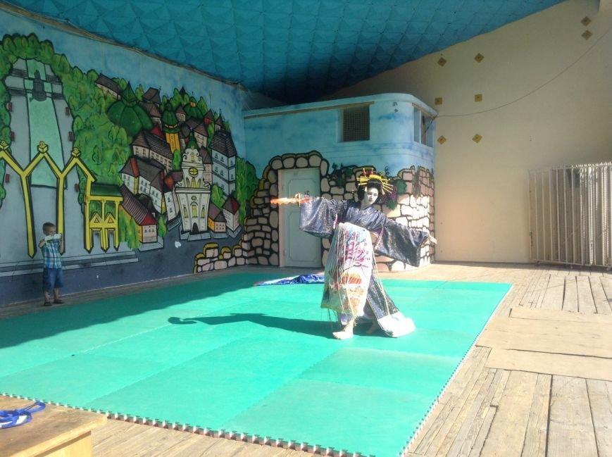 У Львові на Фестивалі східної культури презентували традиційний японський танець (ФОТО+ВІДЕО), фото-4