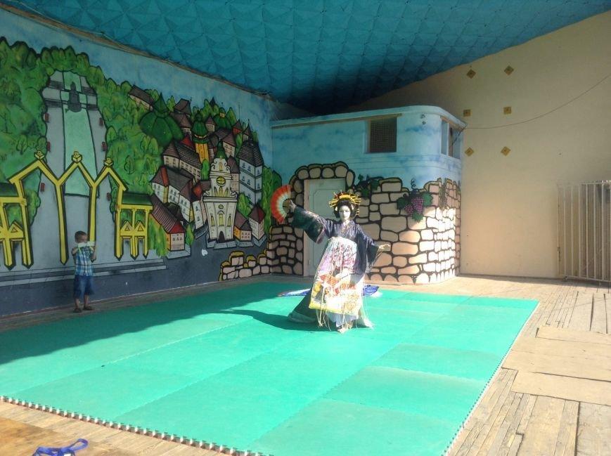У Львові на Фестивалі східної культури презентували традиційний японський танець (ФОТО+ВІДЕО), фото-1
