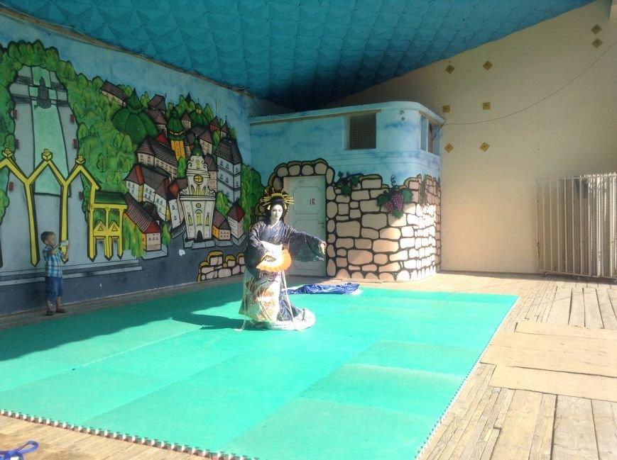 У Львові на Фестивалі східної культури презентували традиційний японський танець (ФОТО+ВІДЕО), фото-2