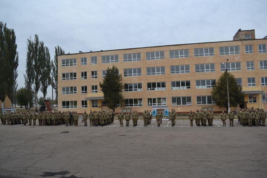 Сегодня воины 17-й Криворожской танковой бригады отмечают профессиональный праздник (ФОТО), фото-1