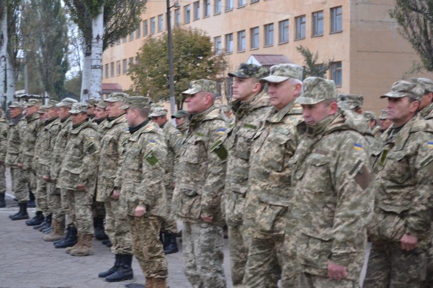 Сегодня воины 17-й Криворожской танковой бригады отмечают профессиональный праздник (ФОТО), фото-2
