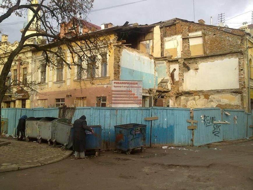 Як змінився центр Франківська за 5 років. Фотофакт, фото-1