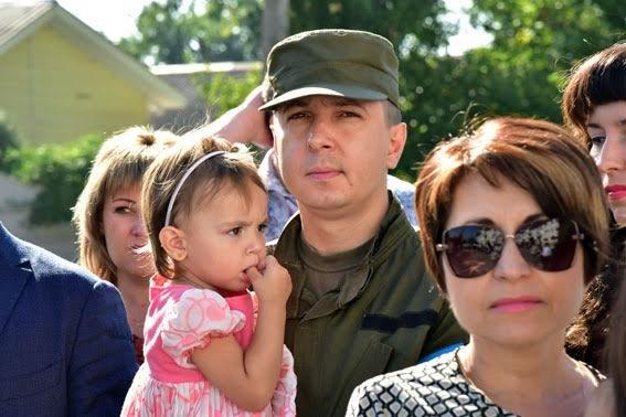 Полицейские семьи получили квартиры в Мариуполе (ФОТО), фото-4