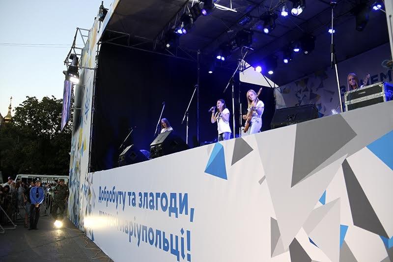 В Мариуполе День города отметили без происшествий (ФОТО), фото-8
