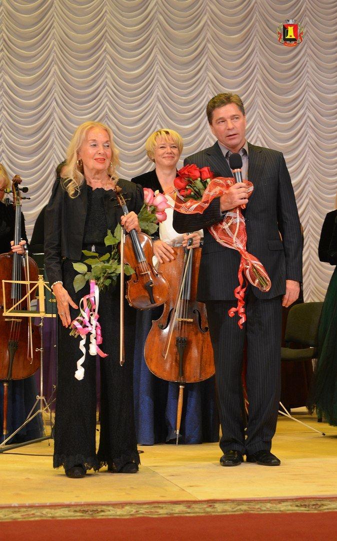 В городе с аншлагом прошел концерт «Вивальди-оркестра», фото-1
