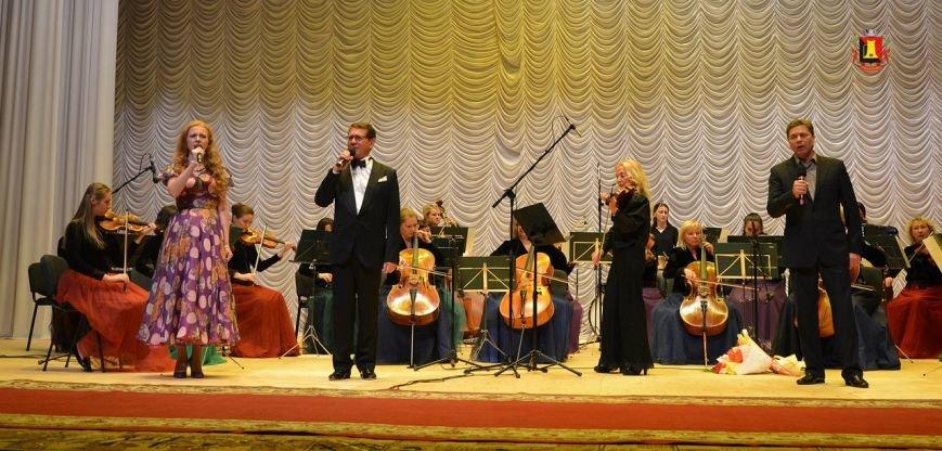 В городе с аншлагом прошел концерт «Вивальди-оркестра», фото-3