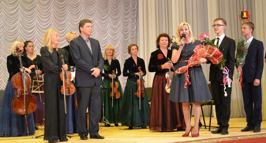 В городе с аншлагом прошел концерт «Вивальди-оркестра», фото-4
