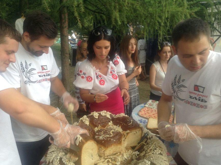 У Шевченківському гаю львів'яни відзначили Свято хліба: що було цікавого (ФОТО+ВІДЕО), фото-4