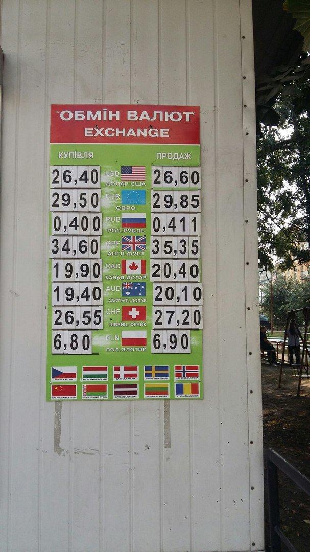 Скільки коштує долар та євро у Львові: реальний курс валют на 12 вересня (ФОТО), фото-1