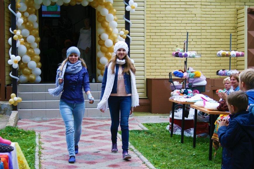На камвольной фабрике в Троицке прошёл фестиваль пряжи и вязания, фото-9