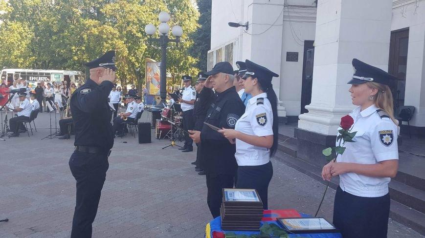 В Мариуполе Новая патрульная полиция работает с 70-процентным дефицитом кадров (ФОТО), фото-3
