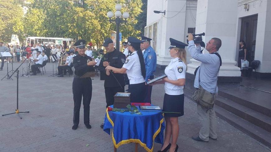 В Мариуполе Новая патрульная полиция работает с 70-процентным дефицитом кадров (ФОТО), фото-4