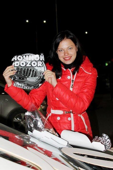 Бампер к бамперу по ночному Полевскому, фото-4