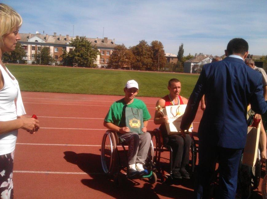 Авдеевские спортсмены-колясочники показали хорошие результаты в Бахмуте (ФОТО), фото-5
