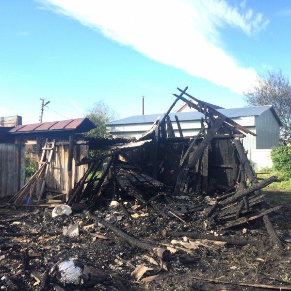 Крупный пожар в Ульяновске тушили 37 человек. ФОТО, фото-3