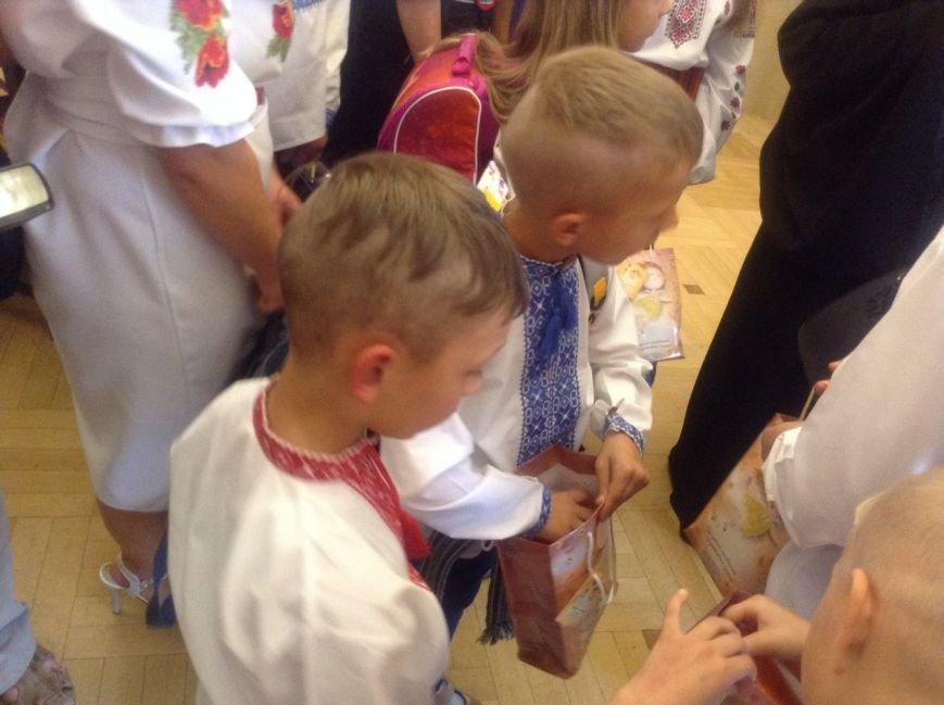 Сьогодні у Львові Святіший Патріарх Філарет вручив подарунки дітям-сиротам (ФОТО+ВІДЕО), фото-5