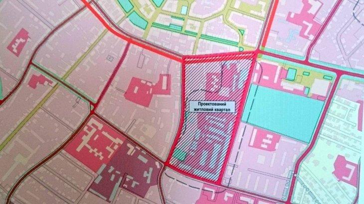 """Громадськість підтримала проект будівництва житлового кварталу """"Центральний"""" (ФОТО), фото-1"""