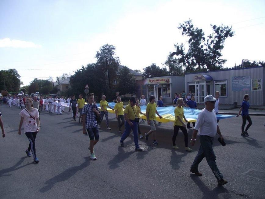 У Новограді-Волинському відбувся міський легкоатлетичний пробіг «Спорт для всіх єднає місто», фото-4