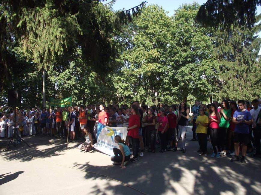 У Новограді-Волинському відбувся міський легкоатлетичний пробіг «Спорт для всіх єднає місто», фото-3