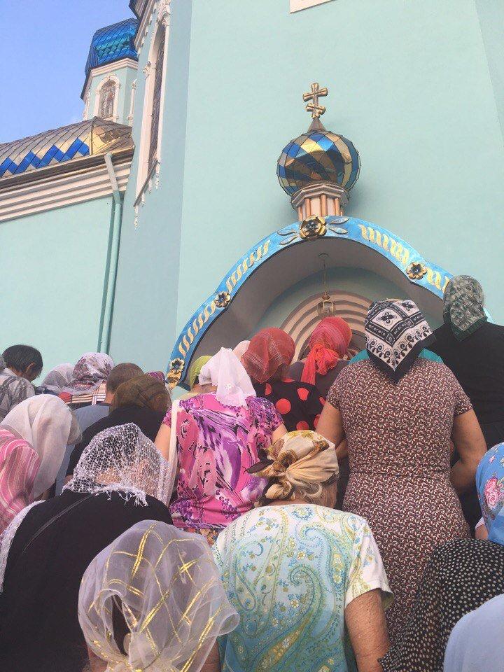 К юбилею Криворожской епархии в город привезли мощи святых (ФОТО), фото-10