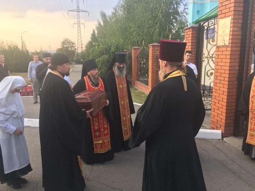 К юбилею Криворожской епархии в город привезли мощи святых (ФОТО), фото-1